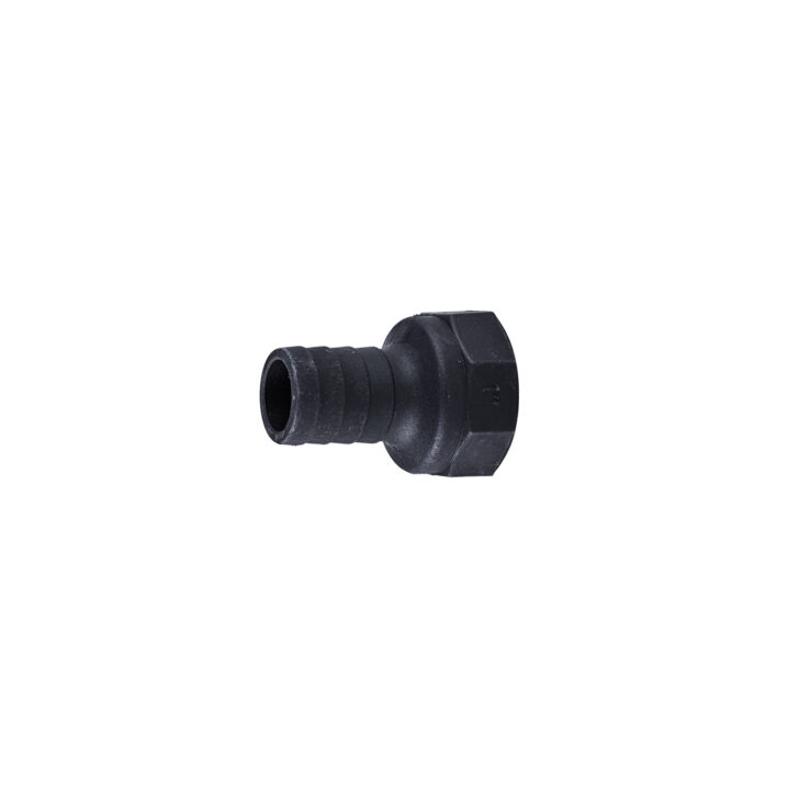 adapter for thru-hull fittings
