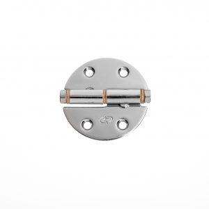 round friction hinge 62x64