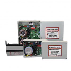 control panel for smoke ventilation SHEV 3 and 6