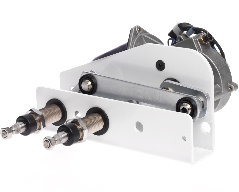 W38 Windscreen Wiper Motor Dual Drive Roca Industry