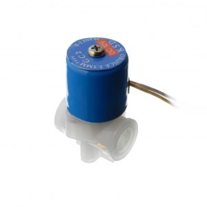 solenoid for washer systems