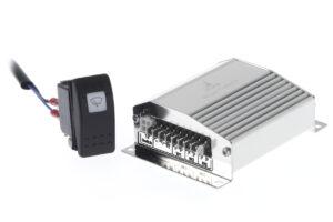 wiper control box