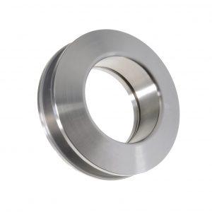 round sliding door handle