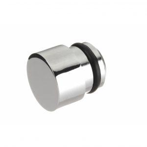 RG-984 end cap for shower stabilizer