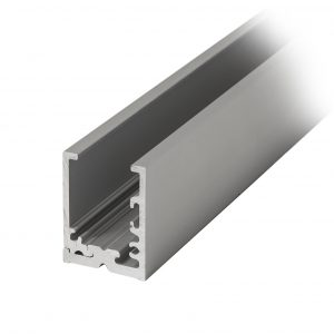 RG-502 Glass wall profile