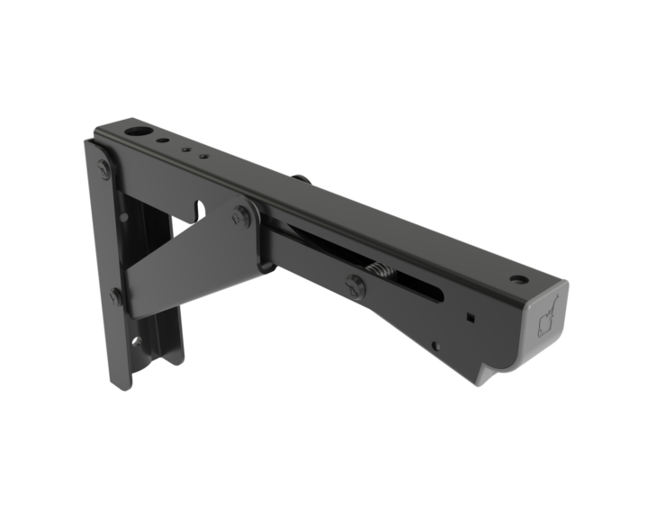 Robust M Folding bracket black