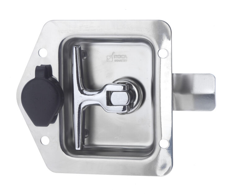 bowl handle, lockable