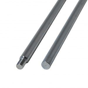 rounded espagnolette rod