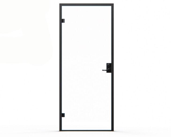 Decibel door frame
