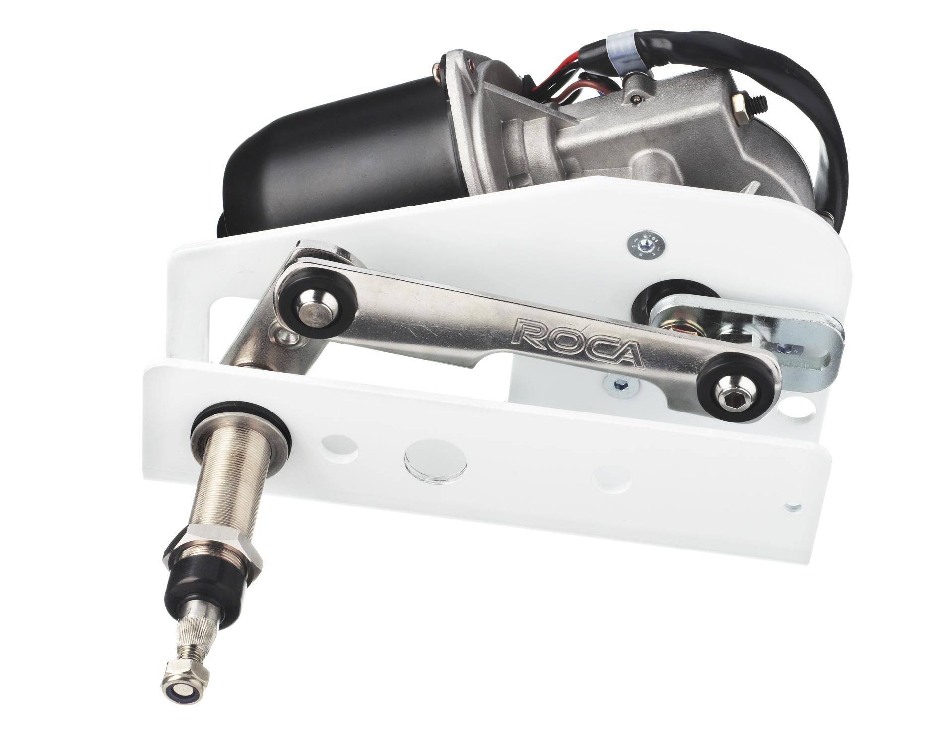 W38 Windscreen Wiper Motor Single Drive Roca Industry