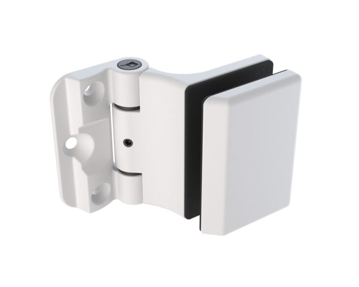 RG-490 Decibel hinge white