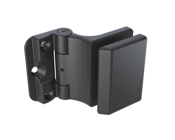 RG-490 Decibel hinge black