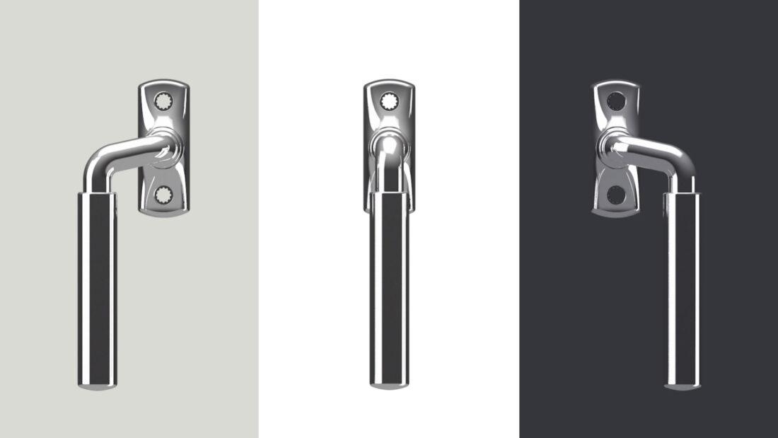 Prasto-window handles
